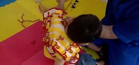 فیلم/ رونمایی تن پوش توانبخشی کودکان دارای معلولیت