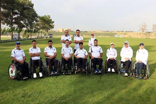 کمانداران معلول ایران قهرمان جهان شدند