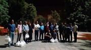 بازدید شبانه رئیس سازمان بهزیستی از پاتوق معتادان کارتنخواب در حومه تهران