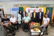 مراسم تجلیل از ورزشکار قهرمان تیر و کمان کشور برگزار شد