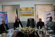برگزاری جلسه شورای اداری در شهرستان دلیجان