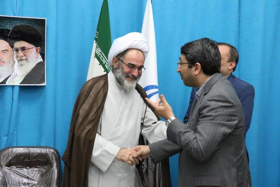 دیدار رییس سازمان بهزیستی کشور با نماینده ولی فقیه در استان گیلان