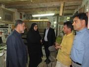 گزارش تصویری سفر امینی مدیر کل بهزیستی استان مرکزی به شهرستان خمین