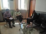 سمنان  برگزاری جلسه در خصوص مشکلات مرکز کاهش آسیب اعتیاد(dic)