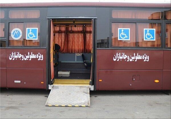تهران| تبلیغ حقوق معلولان بر روی بدنه اتوبوسهای BRT/ آموزش کارکنان ایستگاه های اتوبوس برای کمک به معلولان