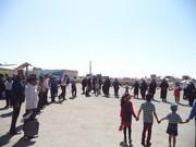مرکزیl به مناسبت روز جهانی مبارزه با مواد مخدر، زنجیره انسانی نه به اعتیاد به همت اداره بهزیستی شهرستان فراهان تشکیل شد