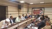 استان سمنان ا گرمسار ا برگزاری جلسه وضعیت آسیبهای اجتماعی