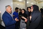 سفر مطبوعاتی و بازدید خبرنگاران از مرکز نگهداری معلولین ذهنی حبیب بن مظاهر در بندرعباس