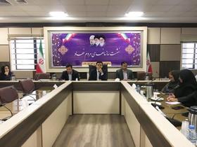 تهران| ملارد| فرماندار با سازمانهای مردم نهاد همکار بهزیستی دیدار کرد