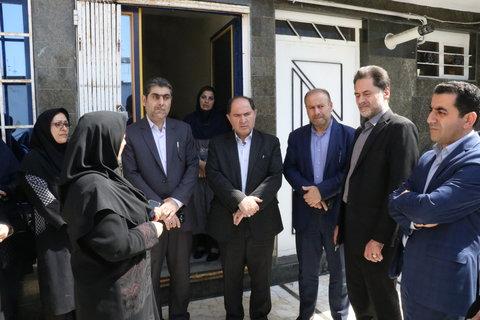 گیلان | افتتاح اولین مرکز موبایل سنتر در شهر رشت به مناسبت هفته مبارزه با مواد مخدر