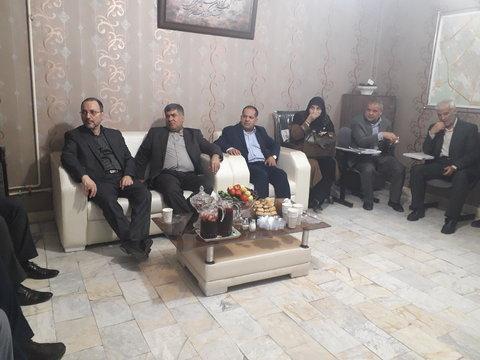 تهران| اسلامشهر| بازدید مقامات کشوری و استانی از طرح مراقبت های اجتماعی جامع در شهرستان اسلامشهر