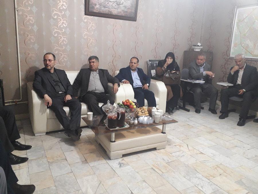 بازدید مقامات کشوری|اسلامشهر