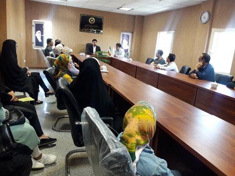تهران| قدس| انجمن نابینایان در شهرستان قدس تاسیس می شود