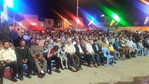 استان سمنان ا دامغان  ا تغییر مبلمان شهری فضای حضور برای آحاد جامعه