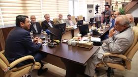 گزارش تصویری/ آئین تجلیل از جانبازان حادثه هفتم تیر