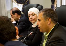 بازدید وزیر امور اجتماعی و کار سوریه از مرکز توانبخشی و مراغبتی معلولان ذهنی نارمک تهران