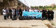 مازندران | کمپین رسانه ای به زیستن در مازندران پاک برگزار شد