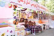لرستان | افتتاح نمایشگاه صنایع دستی و توانمندی های جامعه هدف