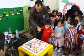 مهد کودک مه سیما و مؤسسه طلوع فجر مهربانی در یزد افتتاح شد