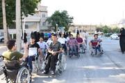 لرستان | معلولین جدا از جامعه نیستند