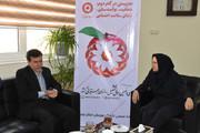 لرستان | دیدار مدیر کل تعاون کار و رفاه اجتماعی استان با توکلی مدیرکل بهزیستی لرستان