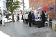 برپایی پایگاه اورژانس اجتماعی در شهر ایلام
