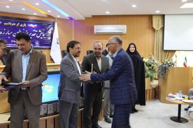 استان سمنان ا  تقدیر استاندار از مدیر کل بهزیستی استان سمنان
