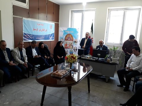 استان سمنان ا  حضور دکتر کاتب در آئین افتتاحیه مراکز  بهزیستی استان سمنان