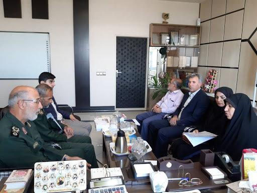 سپاه آماده همکاری با بهزیستی برای ساخت مسکن مددجویان است