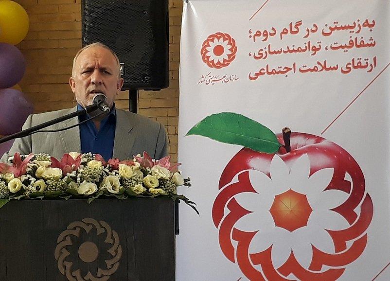 همدان| گسترش مراکز ارائه دهنده خدمت در سطح استان گامی است در جهت تحقق شعارهای انقلاب