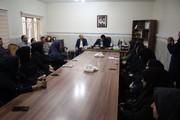 البرز | مدیرکل بهزیستی استان البرز با همکاران شهرستان فردیس دیدار کرد