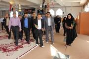 استان کهگیلویه و بویراحمد | تجدید میثاق با شهدا به مناسبت هفته بهزیستی