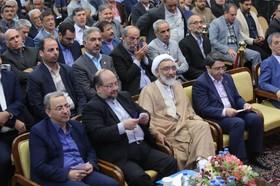گزارش تصویری اختتامیه همایش تجلیل از خیرین برگزیده بهزیستی در مشهد مقدس