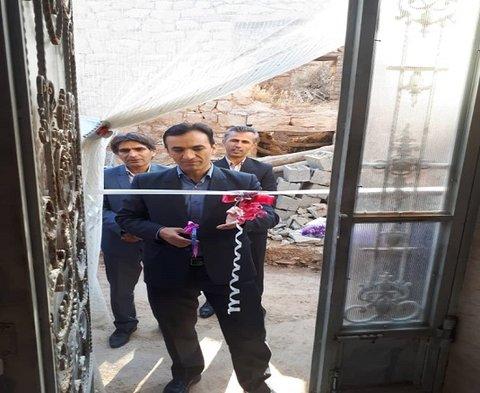 کردستان | کامیاران | افتتاح هشت واحد مسکن  مددجویی به مناسبت گرامیداشت هفته بهزیستی در کامیاران