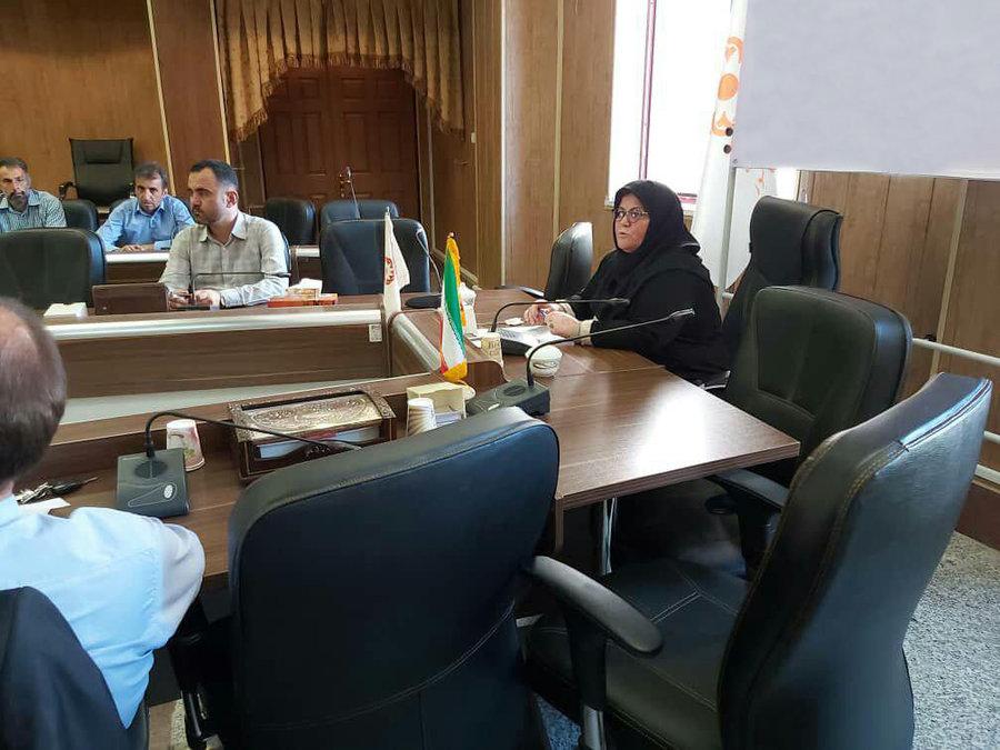 آذربایجان غربی| برگزاری نخستین جلسه کمیته فنی نظارتی مناسب سازی