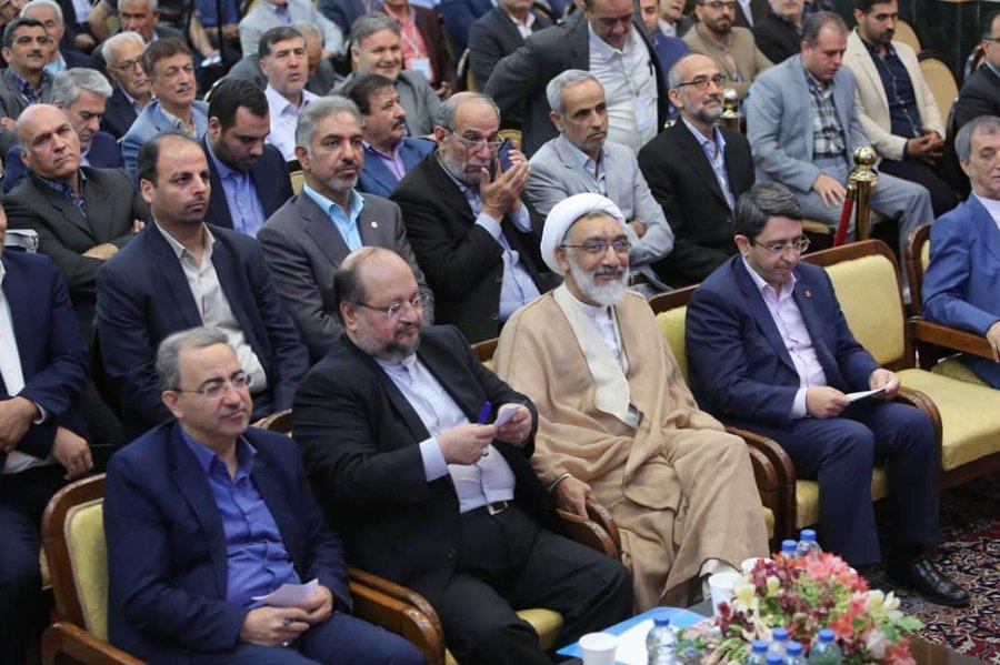 گزارش تصویری|اختتامیه همایش تجلیل از خیرین برگزیده بهزیستی در مشهد مقدس