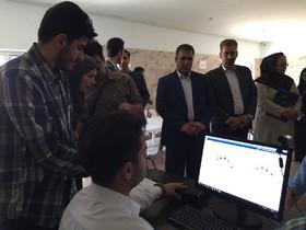 تهران  دستگاه اسکن عنبیه معتادان متجاهر رونمایی شد