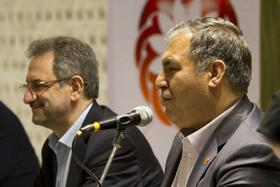 جلسه شورای اداری با حضور انوشیروان محسنی بندپی استاندار محترم تهران