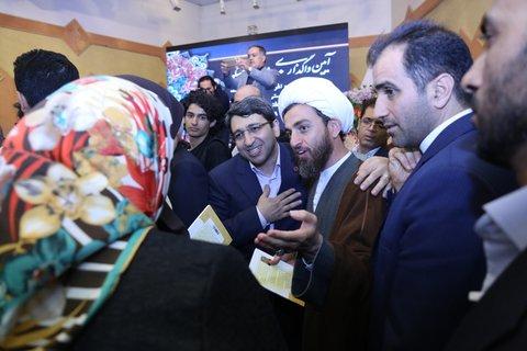 خراسان رضوی | گزارش تصویری از همایش تجلیل از خیرین و نیکوکاران برگزیده بهزیستی سراسر کشور در مشهد