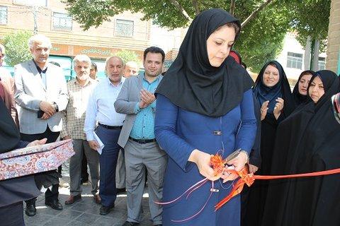تهران  ری  برگزاری نمایشگاه عرضه توانمندی های معلولان و زنان سرپرست خانوار زیر پوشش بهزیستی شهرستان ری