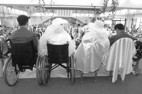 ۶۵ درصد معلولان ثبتشده در بانک اطلاعاتی بهزیستی متاهل هستند
