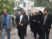 تهران  شمیرانات  افتتاح مرکز مداخله در بحران ارشاد در شمیرانات