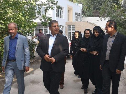 تهران| شمیرانات |افتتاح مرکز مداخله در بحران ارشاد در شمیرانات