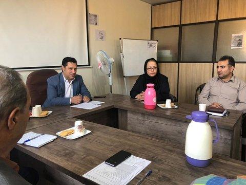 تهران| ملارد | سومین  جلسه کمیته  فرهنگی  مبارزه  با  مواد مخدر در ملارد برگزار شد