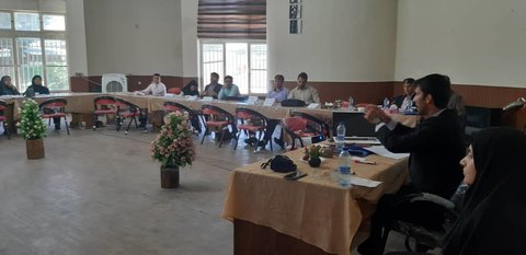 چهارمحال و بختیاری | کارگاه  آموزشی تربیت مربی استانی طرح پازک در شهرکرد برگزار شد