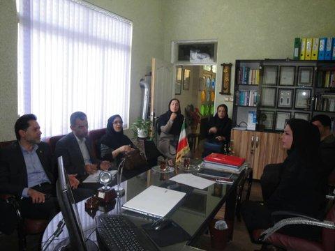 گیلان | بازدید دکتر حسین نحوی نژاد از مجتمع خدمات بهزیستی پیام آوران وحدت سیاهکل