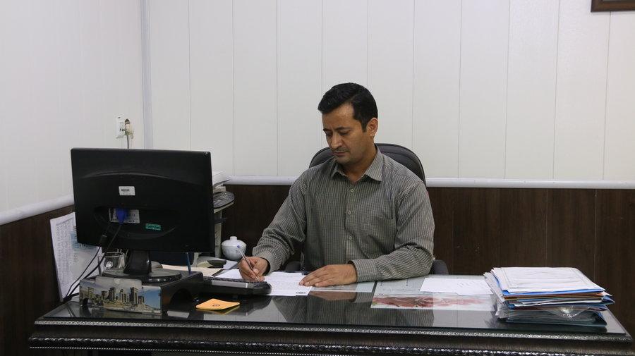 قم | انتصاب سرپرست کارپردازی بهزیستی استان قم