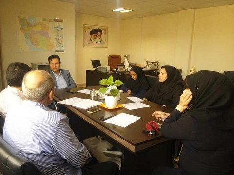 تهران| ملارد | جلسه اهمیت مشاوره پیش از طلاق در بهزیستی ملارد برگزار شد