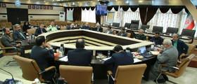 گزارش تصویری  پنجمین کمیته کشوری مراکز ماده ۱۶ (معتادان متجاهر)