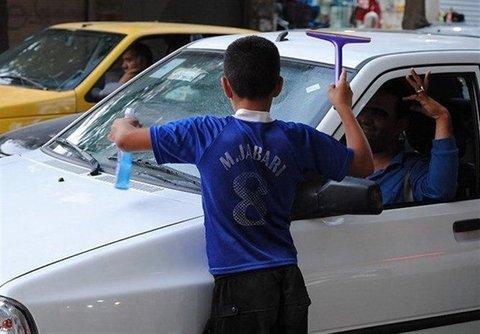 طرح جمع آوری کودکان کار و خیابان فعلا در دستور کار نیست